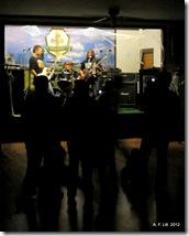 Disenchanter.  Iron Tribe Fundraiser.  Rockwood Grange.  Portland, Oregon.  October 19, 2012.