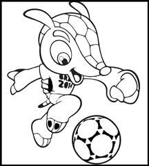 fuleco-desenho-para-colorir