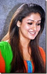 Actress Nayantara Cute Pictures @ Gopichand Movie Launch