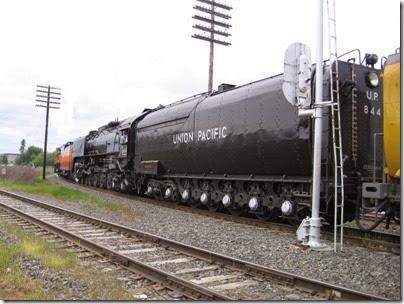 IMG_6320 Union Pacific #844 at Peninsula Jct on May 12, 2007