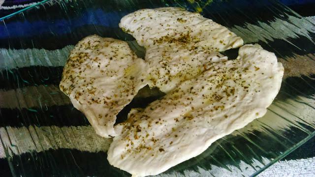 Jugoso A La Sartén Casero (pechuga Cocinada Con Papel)