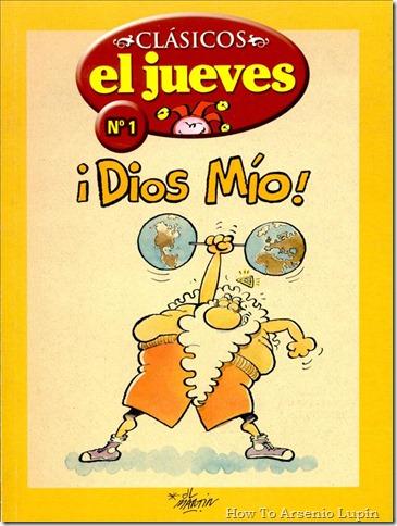 P00001 - Clasicos El Jueves  - Dio
