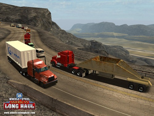 Juegos de Camiones American Long Haul
