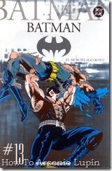 P00013 - Coleccionable Batman #13 (de 40)