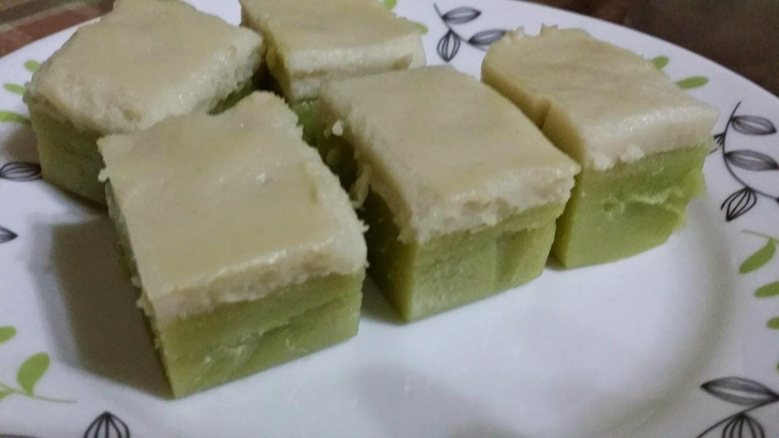 ZULFAZA LOVES COOKING: Kuih tepung talam gandum