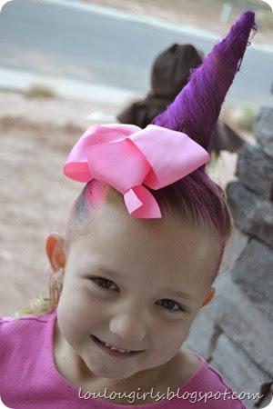 crazy hair day ideas  lou lou girls