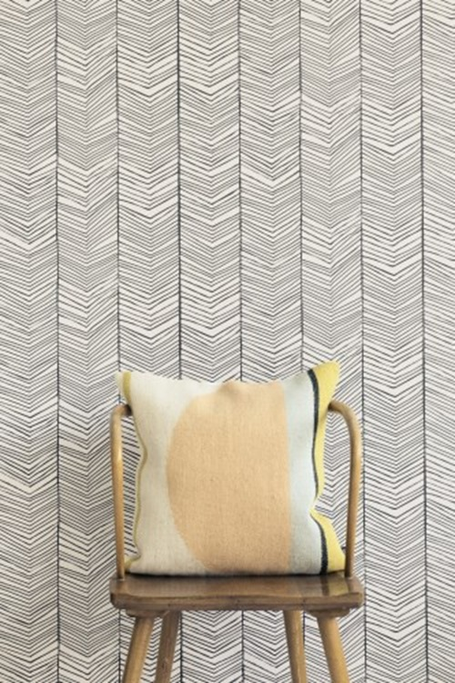 Wallpaper_Herringbone_ferm_living