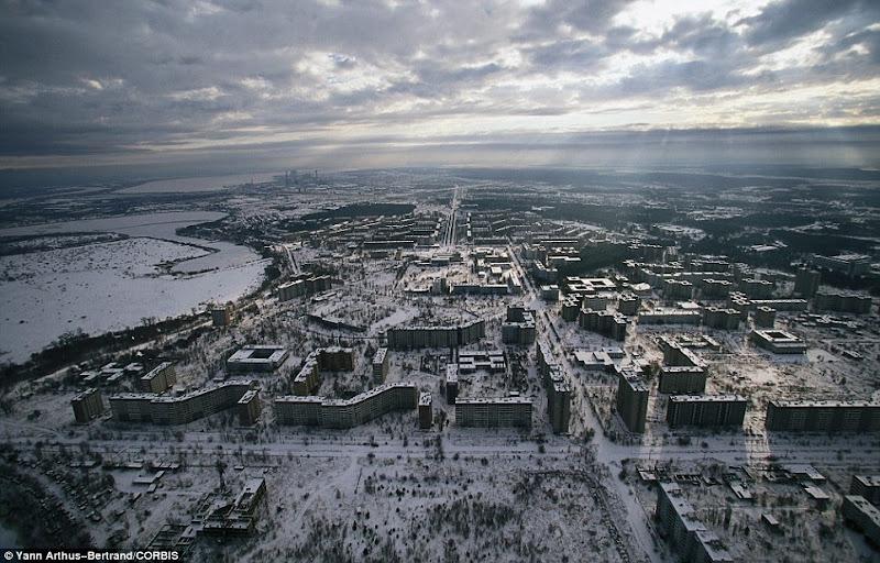 Ciudad de Chernobyl, Peligros de la energia nuclear