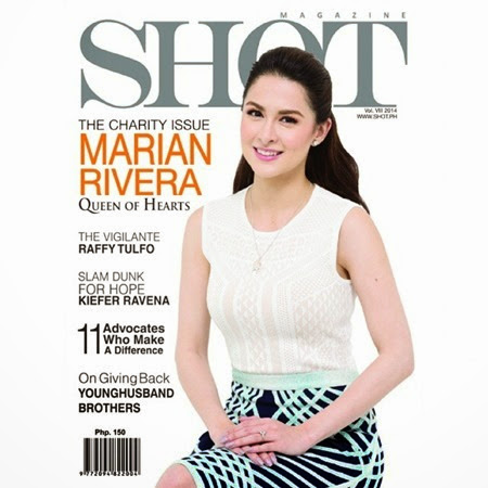 Marian Rivera - Shot Vol. VIII
