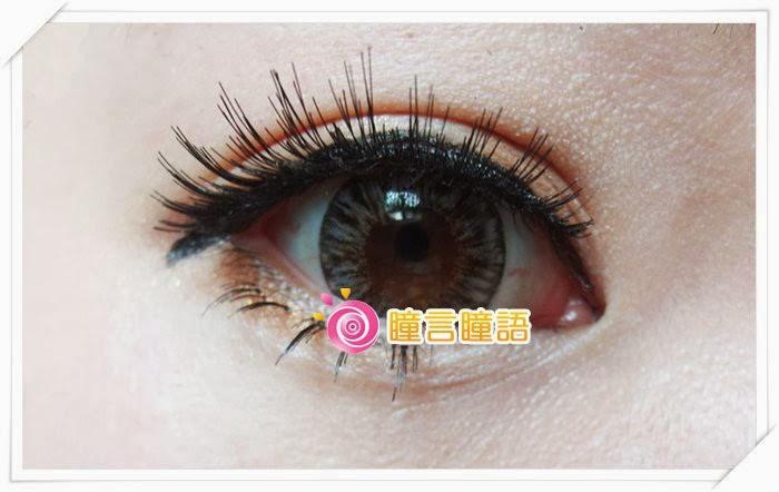 日本ROYAL VISION隱形眼鏡-混血四色灰SAM_1382