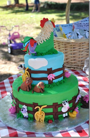 the farm party 3rd birthday 044