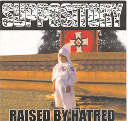 Suppository_(Raised_By_Hatred)_&_Agathocles_(Hunt_Hunters)_Split_CD_sp_front
