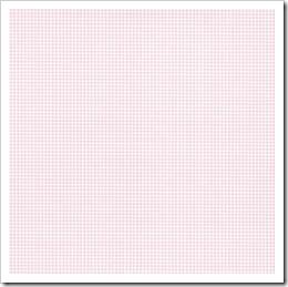 Linha Basic - Quadriculada Dupla (Rosa)
