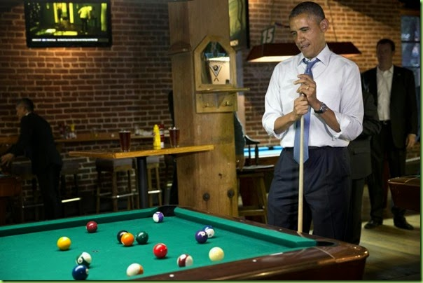 obama 1 ball