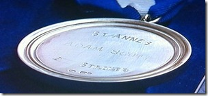 adam scott medal