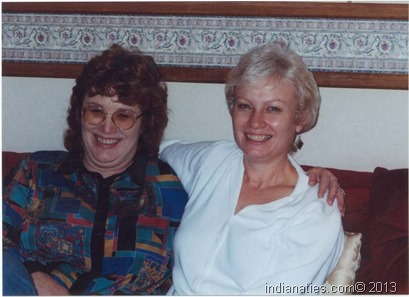 Mary Jo and Nancy