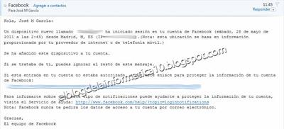 Facebook: nueva opción de seguridad