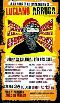 25 - 01 - 14 - Jornada por Luciano Arruga - Programa