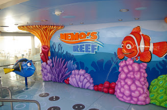 Nemo's Reef for the little ones