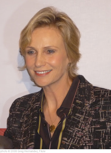 'Jane Lynch' photo (c) 2008, Greg Hernandez - license: http://creativecommons.org/licenses/by/2.0/
