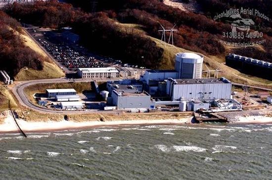 Planta nuclear de Palisades