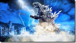 Godzilla GMK HD Menu Background