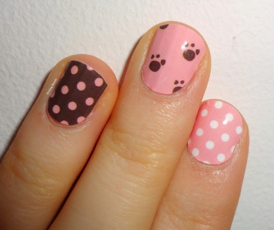 Born Pretty Store Nail Art Stickers K1018 3