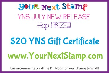 YNS July 2013 Blog Hop Prize