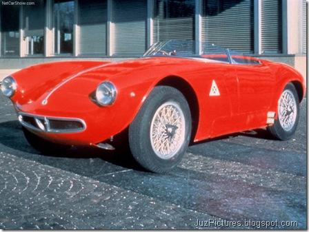Alfa Romeo 2000 Sport Spider1