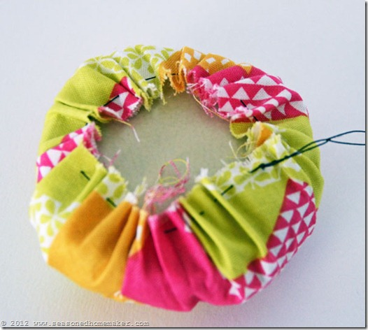 Mason Jar Pin Cushion 7