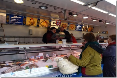 Zaterdagmarkt van Antwerpen 朝市