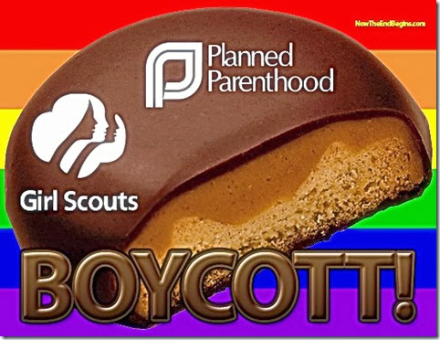Boycott Girl Scout Cookies
