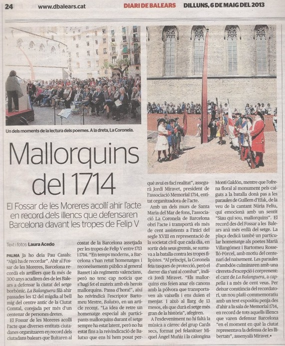 Mallorquins a Barcelona
