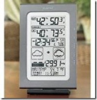 Weather-Outlook-Weather-Station R&G