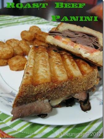 Roast Beef Sandwich, grilled roast beef, panini, beef panini, roast beef panini , grilled sandwich, super bird sandwich