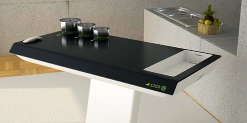 cozinhar no futuro