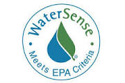 Water sense toilet logo