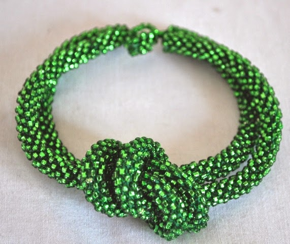 Rollover Bracelets with knot