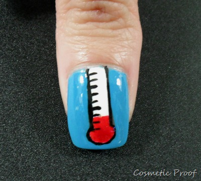 """snow in the forecast"" nails  cosmetic proof  vancouver"