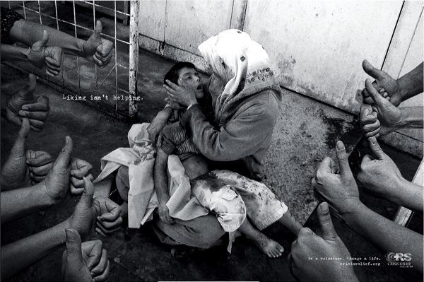 Crisis Relief Singapore War