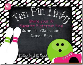 Ten pin