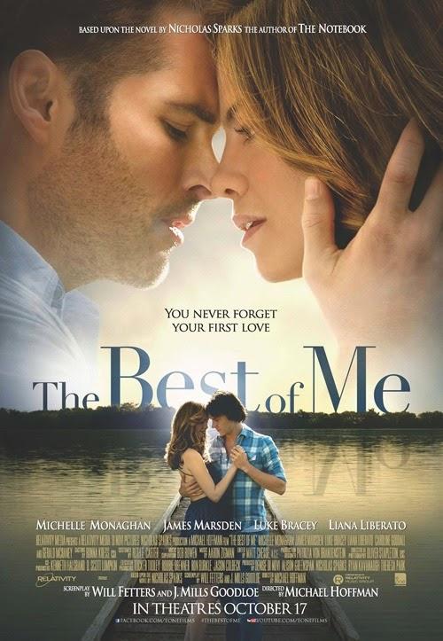 The Best of Me Movie Nicholas Sparks
