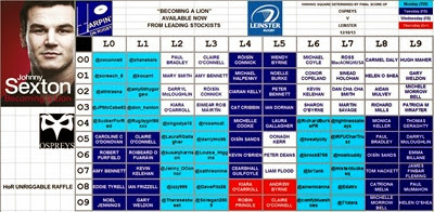 Becoming A Lion final grid