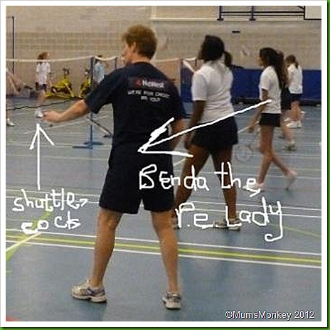 Badminton Coaching Day