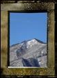 Monte Castelluccio visto da Pian di Basilio