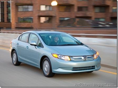 Honda Civic Hybrid6