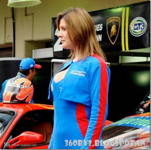 Brazil Racing Car Girls In Sports Event 360by2 Blog Spot