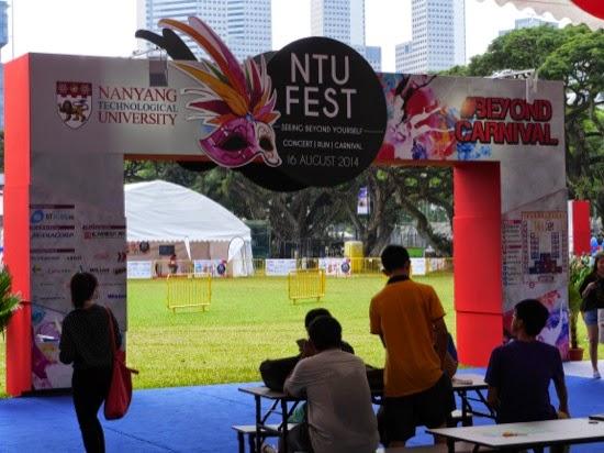 Nanyang Technology University Festival
