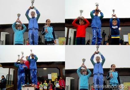 3ª Jornada Circuito Provincial Campo a Traves (La Puebla del Rio) 20122