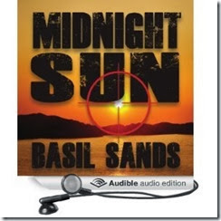Basil Sands midnight sun audio cover